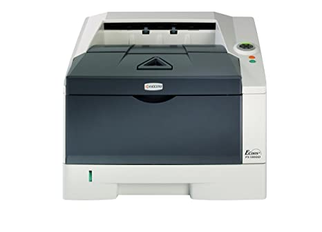 KYOCERA FS-1300D - Impresora láser (USB 2.0, 1200 x 1200 dpi, A4 ...
