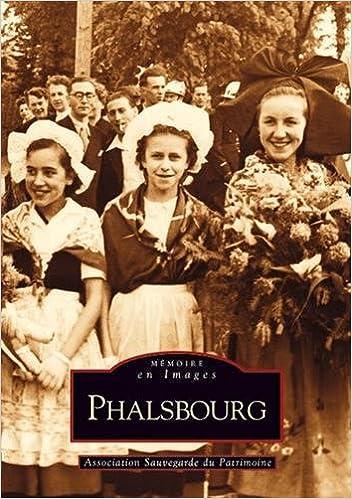 Livre gratuits Phalsbourg pdf ebook