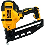 dewalt dcn660b 20v max cordless lithium ion 16 gauge angled finish nailer bare tool