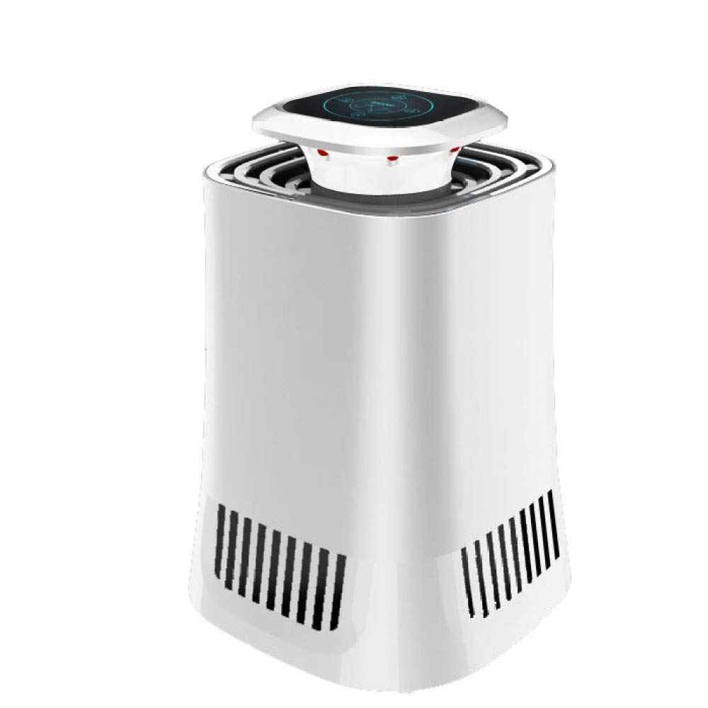 GQSC Household Indoor Mosquito Killer, Plug-in Type Mosquito Repellent, Anti-Mosquito Sweeping Mosquito Trap, Insect Trap Light, Suitable for Summer Family Outdoor Insect Control Light/White / 2