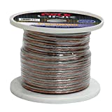 Pyle 16 Gauge 50 ft. Spool of High Quality Speaker Zip Wire