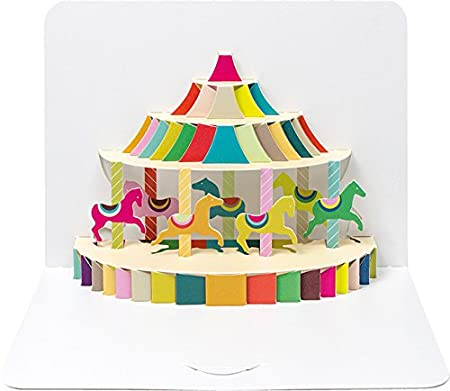 The art file fold design greeting card carousel amazon the art file fold design greeting card carousel m4hsunfo