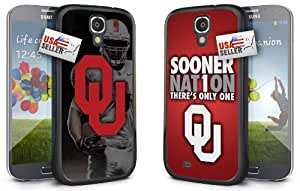 OneDreamCases - Oklahoma Sooners 'Sooner Nation' Hard Case TWO PACK for Samsung S4 Mini