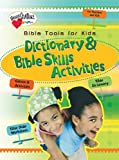 Bible Tools for Kids: Dictionary & Bible Skills Activities (HeartShaper® Resources—Elementary)