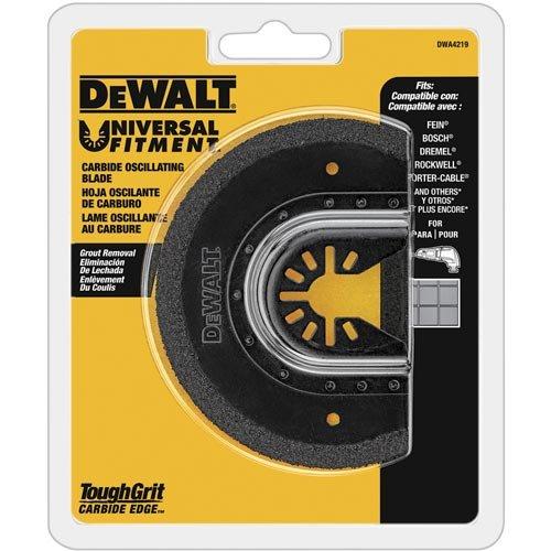 DEWALT Dwa4219 Oscillating Carbide Removal