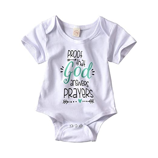 746e57cca Catpapa Baby Girls' Lace Tutu My Little Black Dress Onesie Bodysuit (Proof  That god