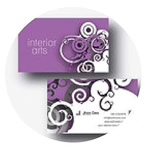 alfombrilla de ratón Paquete de Tri-pliegue Folleto Diseño - ronda - 20cm