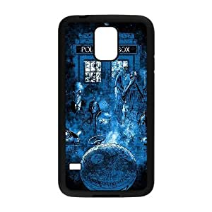 Doctor Who Protective Hard Samsung Galaxy S5 Phone Case YSOP6591482643624