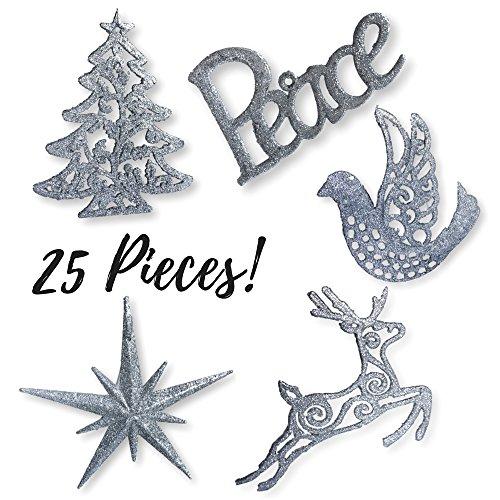Peace Dove Ornament - 3