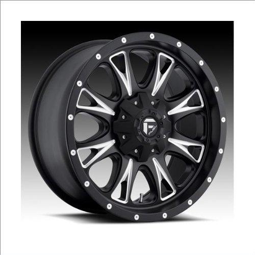 8 lug fuel throttle wheels - 1