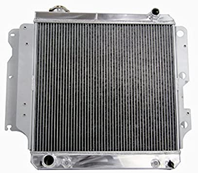 3 ROW ALUMINUM RACING RADIATOR for 1987-2006 JEEP WRANGLER YJ//TJ 2.4L-4.2L AT//MT