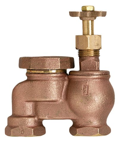 Orbit Sprinkler System 3/4-Inch Brass Anti-Siphon Control Valve 51016 ()