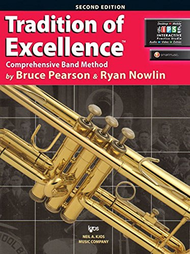 (W61TP - Tradition of Excellence Book 1 - Trumpet/Cornet)