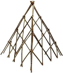 Pyramid Twig Trellis - Sm