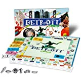 DISC - Detroit-in-a-Box Monopoly Board Game
