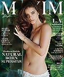 Maxim Magazine (December 2016/January 2017) Barbara Palvin Cover