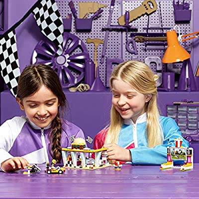 LEGO Friends Drifting Diner 41349: Toys & Games