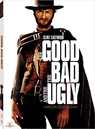 The Good Bad Ugly Two Disc Collectors