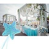 Bilipala Blue Star Magic Wands Fairy Princess Wand