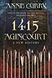Agincourt, 1415 by Anne Curry front cover