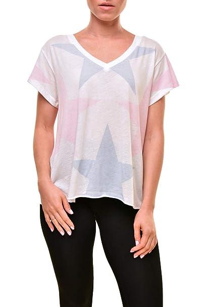 Amazon.com: Wildfox WTJ103 - Camiseta para mujer, diseño de ...