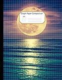 Graph Paper Composition Notebook: Grid Paper