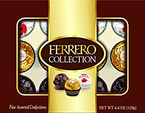 Ferrero Collection, 12 Count, 4.6 Ounce (129 gm)