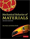 img - for Mechanical Behavior of Materials - International Edition book / textbook / text book