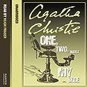 One, Two, Buckle My Shoe Hörbuch von Agatha Christie Gesprochen von: Hugh Fraser