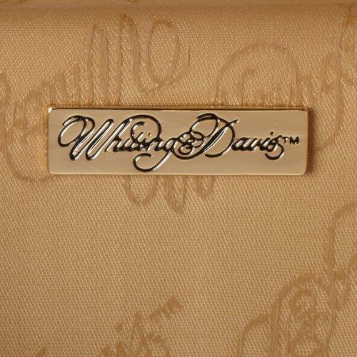 Mesh Minaudiere Gold Whiting Davis Dimple amp; Clutch TtxUI6q