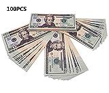 Ficheny Copy Money Full Print 2 Sides,Prop Money