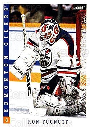 Amazon.com  (CI) Ron Tugnutt Hockey Card 1993-94 Score USA (base ... 394c787e5