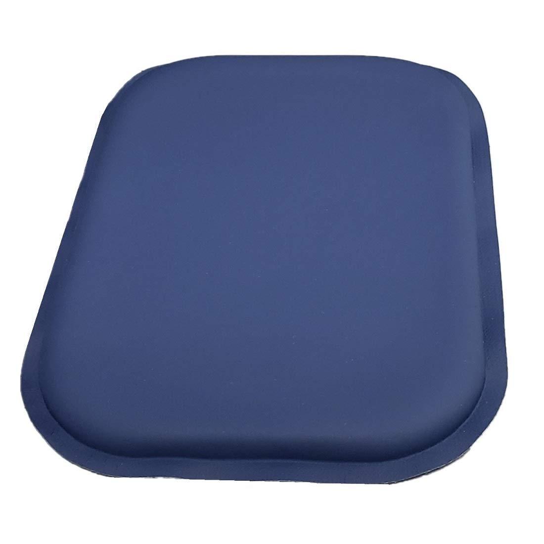 ULTRAGEL ''Gaming Super Comfy Arm/Elbow/Wrist Rest Gel Pad (Mouse Wrist Pad 5.5x7.5, Blue)