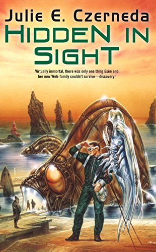 book cover of Hidden in Sight