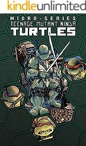 Teenage Mutant Ninja Turtles Micro Series (2 book series ...