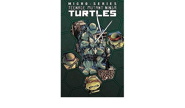 Teenage Mutant Ninja Turtles Micro Series Vol. 1 (English ...