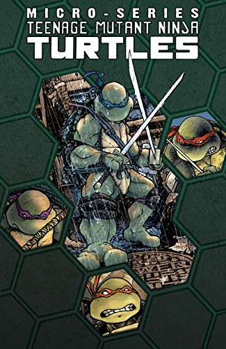 Amazon.com: Teenage Mutant Ninja Turtles: Micro-Series ...