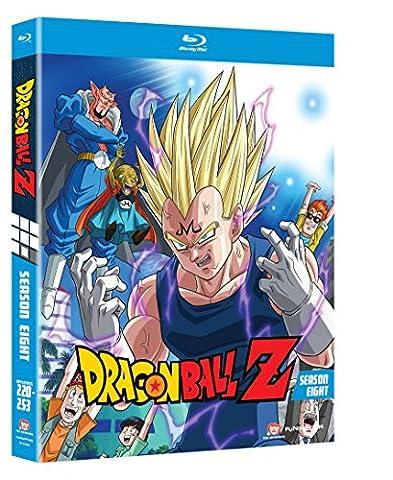 Dragon Ball Z: Season 8 [Blu-ray] (Dbz Season 5 Blu)