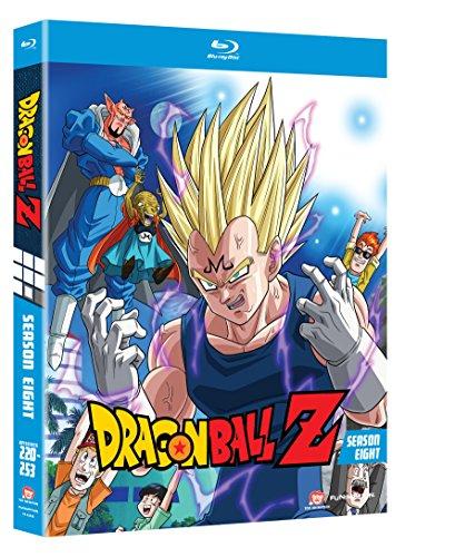 Dragon Ball Z: Season 8 [Blu-ray] (Dragon Ball Z Blueray)