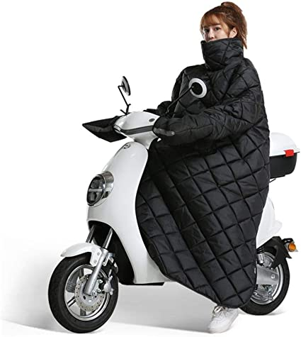 Bloomma Leg Lap Apron Cover Scooter Windproof Quilt Winter Warm Thick Scooter Leg Lap Cover Wind Resistant Universal Apron Leg Cover fit Winter