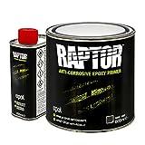 Raptor 4:1 Anti-Corrosive Epoxy Primer Kit UP4831 Gray 1L