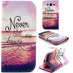 Galaxy Grand Neo Case,Galaxy Grand Neo I9060 Case,Samsung I9060 Case,Samsung Galaxy I9060 Leather,Candywe Hot Sales Picture Wallet Style Leather Case Cover For Samsung Galaxy Grand Neo I9060 / Samsung Galaxy Grand Duos i9082 001