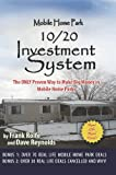 Mobile Home Park 10/20 Investment System Pdf