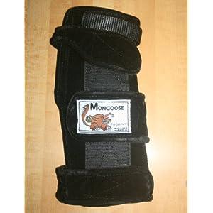 "Mongoose ""Optimum Bowling Wrist Band Support Brace Right Hand"