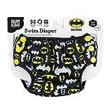 Bumkins DC Comics Reusable Swim Diaper, Batman