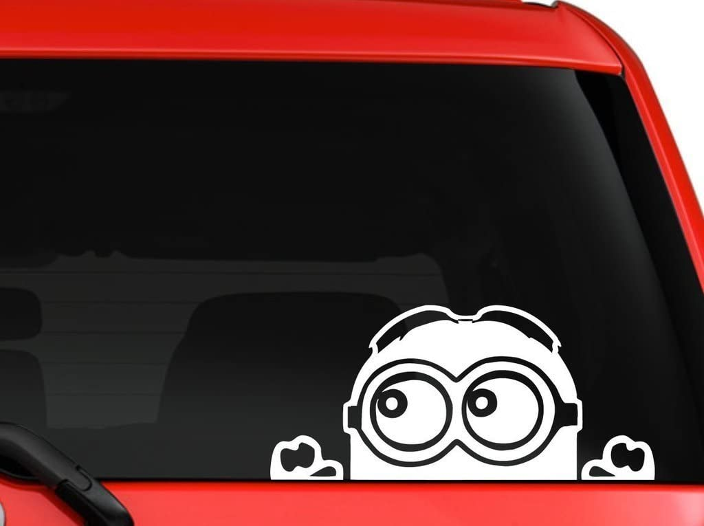 "I Love Shopping Car Bumper Sticker Decal 6/"" x 3/"""