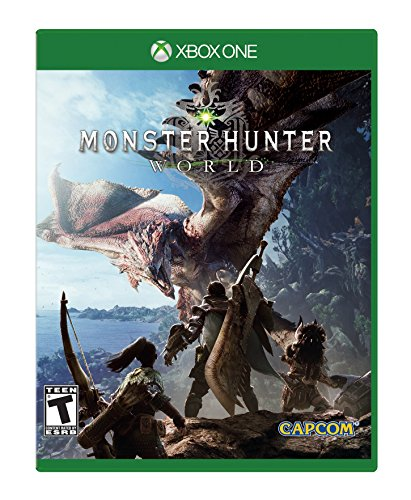 Monster Hunter: World: Xbox One X Enhanced title and HDR