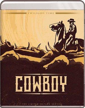 Cowboy - Twilight Time [1958] [Blu-ray]