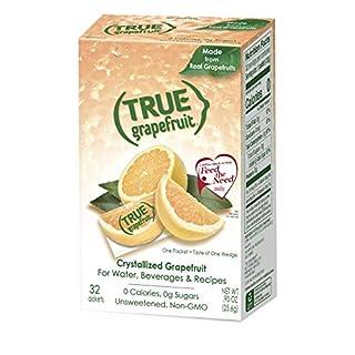True Grapefruit Sachet Packets, 32 Count (0.90 oz)