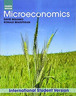 microeconomics david braeutigam ronald besanko 9780470646069 rh amazon com Law Studies Shaum's Advanced Microeconomics